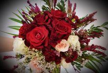 Regent Hotel Banquet by Dorcas Floral