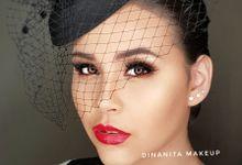 Makeup Personal Project by Dinanita Makeup