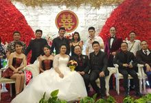 Wedding Marchelle & Lia by Oscar Organizer