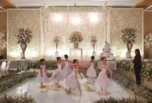 Wedding MARTIN AND CARISSA by Holiday Inn Jakarta Kemayoran