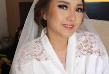 Wedding Makeup & Airbrush by Ve Make-up Artist