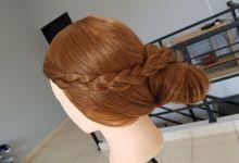 Hairdo by Sasa_MakeupArtist