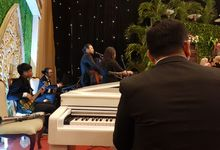 Wedding At Balai Sudirman 12 Agustus 2018 by dewwimusicentertainment