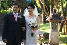 Wedding Tunyarput & Nicholas 15.08.18 by Bali Rental Tiffany
