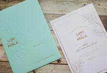 "The Celebration Of Love "" Luki & Ayala by Red Card"