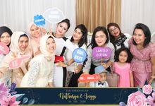 The Wedding of  Nathasya & Anggi by Memomaker Photobooth