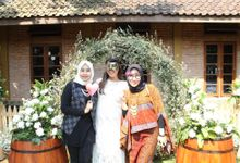 Dinda and Rifal Wedding by 83photostudio