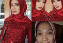 Makeup Engagement by Cindy_prof_makeup