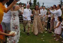 PAUL & MIRELSA WEDDING by Visesa Ubud