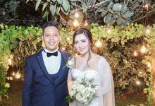 Novira and Erwin Wedding by 83photostudio