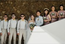 The Wedding of Kevin & Andrea by Bali Wedding Atelier