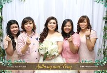 Anthony and Feny Wedding by 83photostudio
