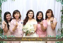 Anthony and Feny Wedding by 83photostudio