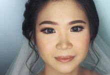 WM Bride - Johanna by Makeup by Windy Mulia