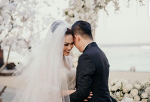 Evan & Jessica Wedding by Tefillah Wedding