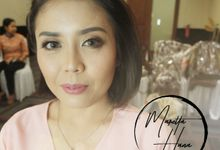 Makeup for Company Gathering by Maretta Hana MUA
