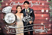 Ethelred & Crystal Wedding Dinner 22 September 2018 by PhotoMeister