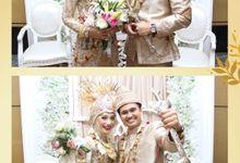 Lanny and Bakhtiar Wedding by 83photostudio