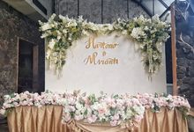 Hartono & Miranti Engagement by Nerisdecor