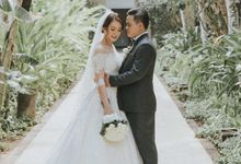 Yumir & Jessica Wedding by evelingunawijaya