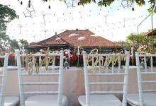 Wedding Raymond & Sonya 20.10.18 by Bali Rental Tiffany
