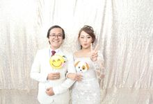 Steven and Rossy Wedding by 83photostudio