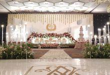 Wedding ARDY & VINA by Holiday Inn Jakarta Kemayoran