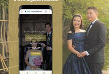 Regie & Devita Wedding by iWEDsite