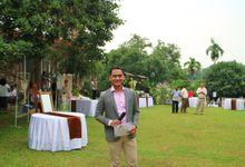 MC for Outdoor Wedding Party by MC Wedding Banna