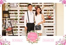 Wedding by Picpack photobooth
