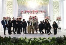 The wedding of Rattri and fatthan by MC Wedding Banna