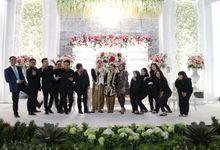 The wedding of Rattri and fatthan by MC Wedding Banna
