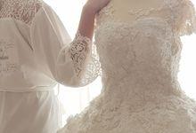 The Wedding of Adrian & Lian by Yumi Katsura Signature
