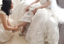 The Wedding of Adrian & Lian by Yumi Katsura Signature