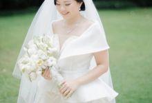 wedding of stephanus & crystabel by Vivi Valencia