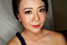 Make Up Bridesmaid by Flo Make Up Artist