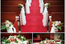Prinsep Presbyterian Church 011218 by Dorcas Floral