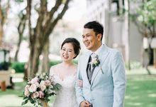 Roy&Jasmine Wedding by Alethea Sposa