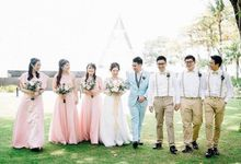 Roy&Jasmine Wedding by Alethea Sposa