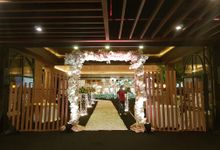 DIMAS & PUTRI WEDDING by United Grand Hall