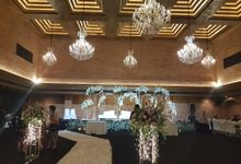 ANGGA & RATNA WEDDING by United Grand Hall