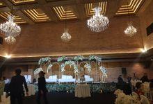 ANGGA & RATNA WEDDING by United Grand Hall