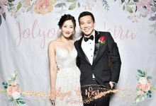 Jolyon & Weiru Wedding Dinner 15 December 2018 by PhotoMeister