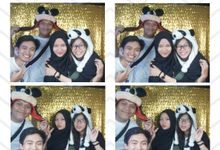 Malang creative fair by Litbox Photobooth