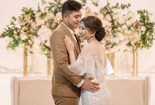 David & Dewi by Alethea Sposa
