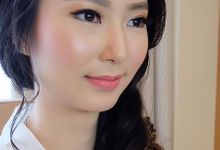 Natural MAKE UP For BRIDE by Marsia Yulia Signature. Natural and Korean Make Up Specialist.