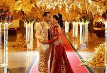The Wedding of Arti & Andri by Didadeux Wedding House
