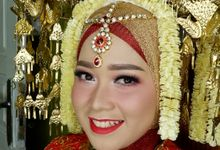 Wedduling Vica by Titia Violita Gallery & Makeup