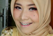 Simple Makeup For Vivi by Titia Violita Gallery & Makeup