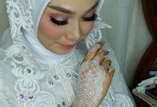Wedding Makeup For Ridha by Titia Violita Gallery & Makeup